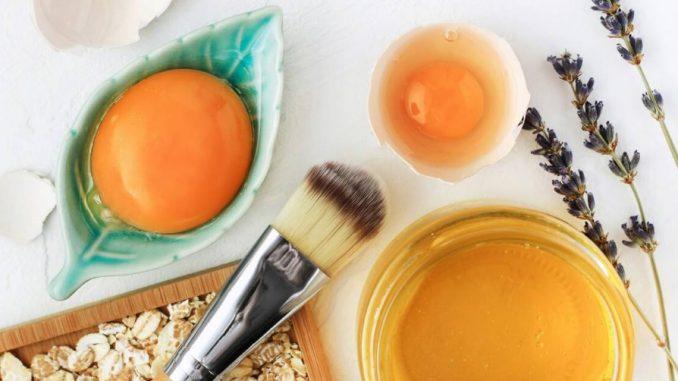 Ingrédients pour shampoing maison